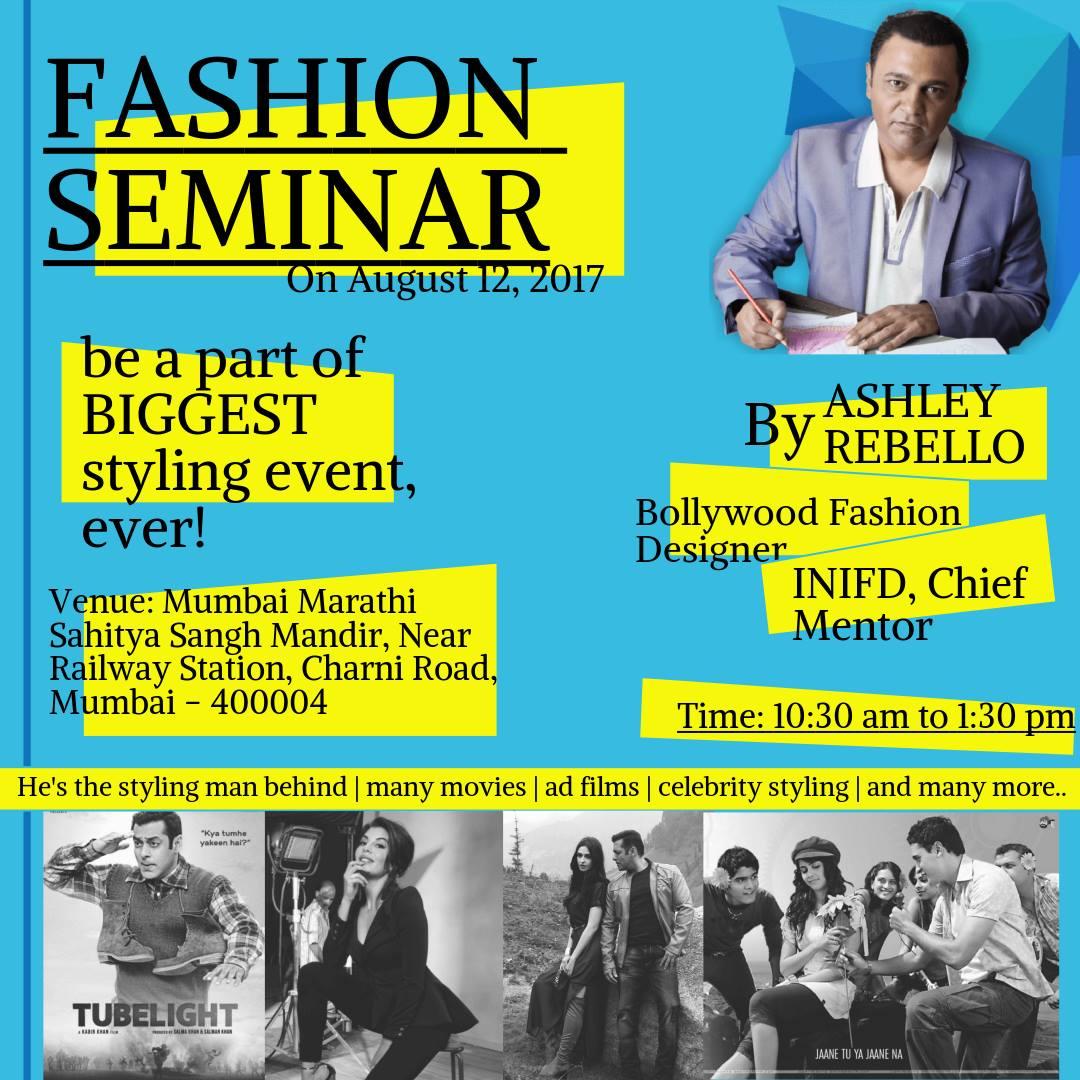 Fashion Seminar